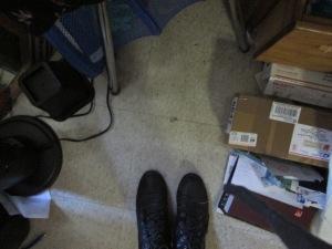 earing shoe 037