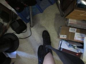 earing shoe 038